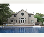 Sag Harbor - SAGAPONACK North 5 bedroom 4.5 Bath on Almost 2 Acres with Pool