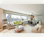 Magnificent Manhattan Condo for Sale wt 3 Beds/2.5 Baths next to Central Park with Open City & Park Views.