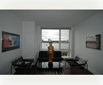 Bright and Spacious 1 Bedroom with River views at The Avery - 100 Riverside Blvd.